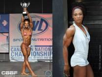 Nathalee Thompson IFBB PRO
