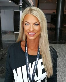 Jade Atkinson IFBB PRO
