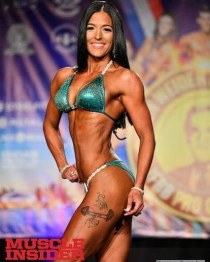 Nadege Corcoran National Ranked Athlete