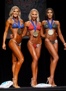 Autumn Baker CBBF National Competitor